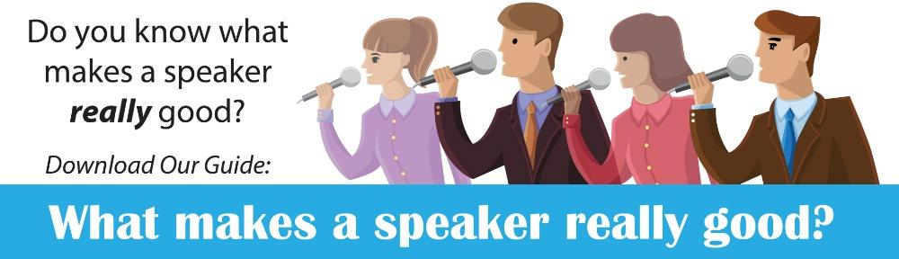 really good speaker