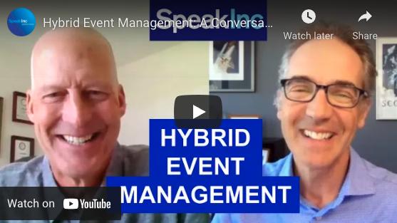 Hybrid Event Management: A Conversation with Event Strategist Tom Ryder