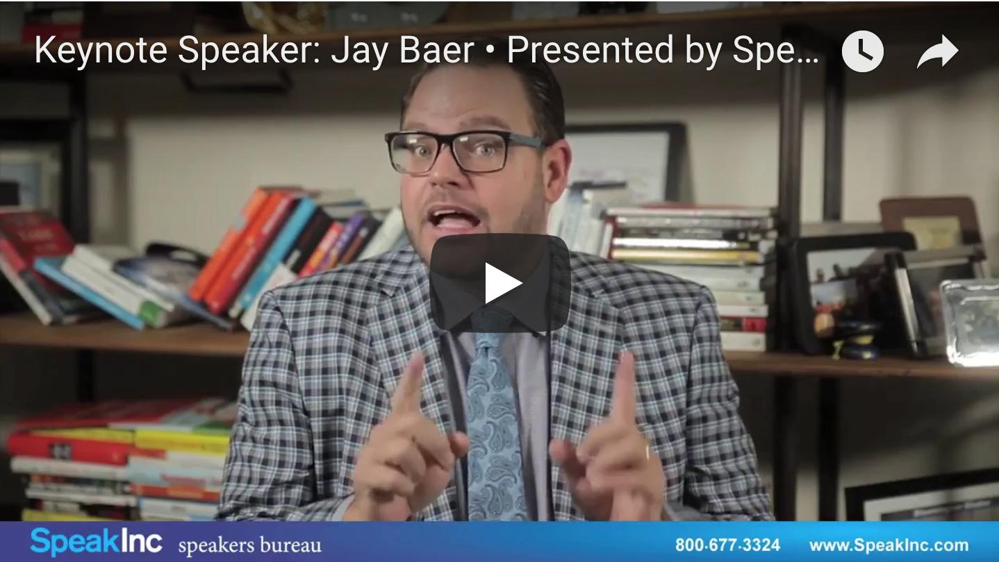 Jay Baer - Talk Triggers